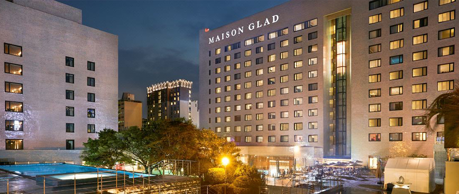 메종글래드 호텔 겨울 단독 특가 기획전
